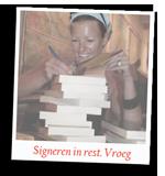 Irene van Gent signeert Natuurlijk! Eten! bij Vroeg in Bunnik op 10 december