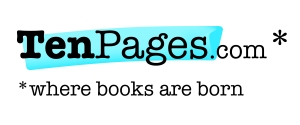 Ten Pages, where books are born