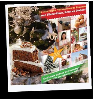 Suiker- en zuivelvrije recepten voor de feestdagen