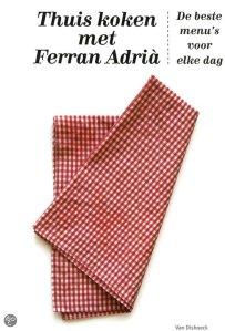 Voorpagina Thuiskoken met Ferran Adria