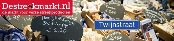 De streekmarkt in Utrecht
