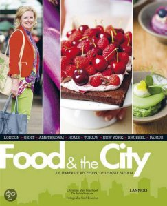 Food & the city - Christine Van Imschoot