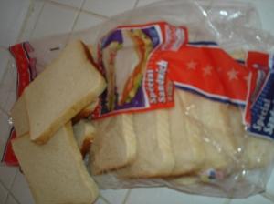 Toastbrood - heeel lang houdbaar....