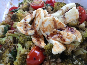 Recept: Quinoa salade met broccoli
