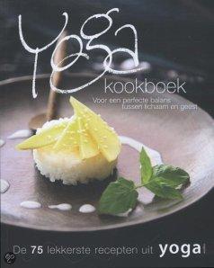 Yoga kookboek, voor een perfecte balans tussen lichaam en geest